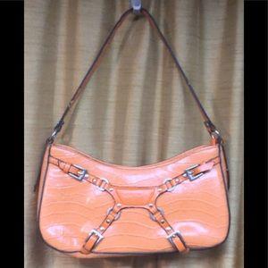 Small Orange Handbag